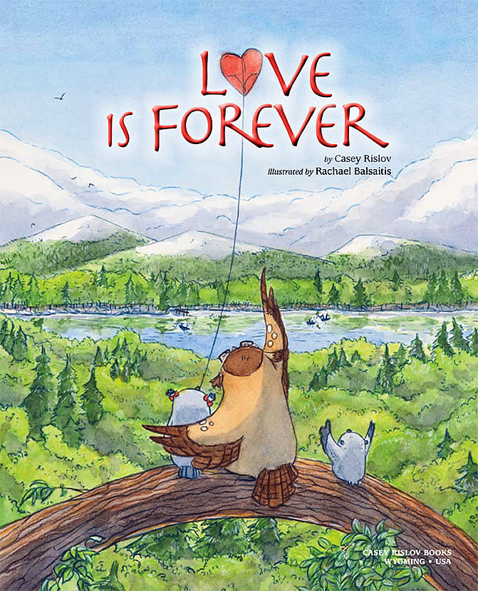 Love is forever book