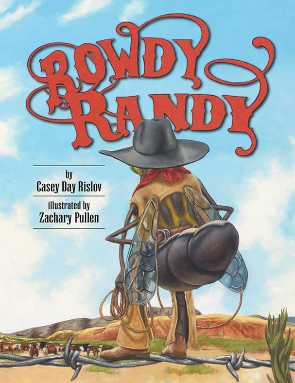 book rowdy randy