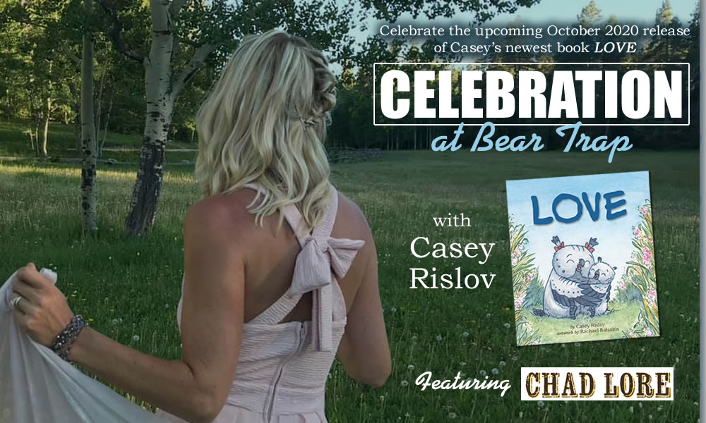 """Love"" Baby Book Celebration at Bear Trap"